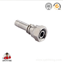 Crimp Fitting in Carbon Steel 20411