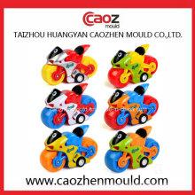 Do brinquedo da motocicleta do bebê da injeção do plástico em China