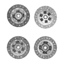 F861-16-460 Automobile clutch plate
