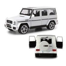 Promoción regalo aleación modelos Toy Jeep simulación coche juguete
