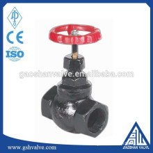 cast iron threaded globe valve