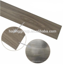4''x36 '' 6''x36 '' 2.0mm piso seco del tablón del vinilo del PVC de la parte posterior