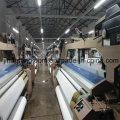 Heißer verkaufender elektronischer Polyester-Gewebe-Webstuhl mit doppelter Düse
