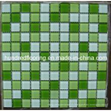 Mosaïque de piscine en mosaïque de verre (HSP308)