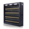 96 Slots Akku Ladekabine Intelligent AA AAA 18650 Wiederaufladbare Li-Ionen Akkus Ladegerät