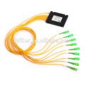 1 * 2 1 * 64 divisor óptico do plc da fibra