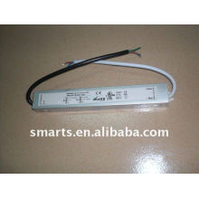 CE UL approval 0-10v dimmable led driver (1250mA 30W)