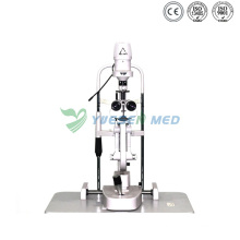 Lampe à fente optique ophtalmique numérique médicale portable chinois
