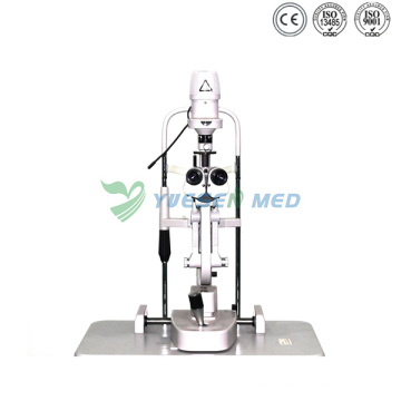 Yslxd350s medizinische Ausrüstung Spaltlampenmikroskop