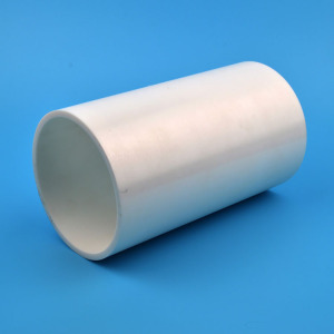 Zirconia Ceramic Sleeve with Mirror Polished Surface