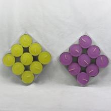 14g Aluminum Cans Scent Tea Light Candle