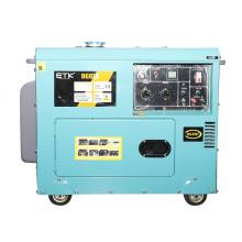 Air-Cooled Single Cylinder Portable Diesel Generator Set (DG6LN)