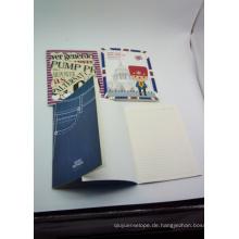 Tagebuch-Journal-neue Art-weiche Abdeckungs-Notizbücher