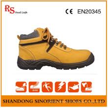 Chaussures de sécurité de travail sud-américaines d'ingénierie bon marché de sécurité