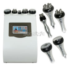 40K Cavitation RF Vacuum Bipolar Tripolar Led Cellulite Removal Machine WL919