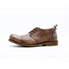 Moda Round Toe Men Leathe Shoes (NX 439)