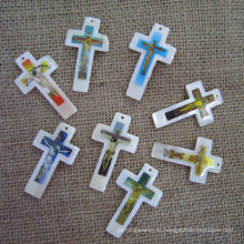 Большая раковина перламутрового креста, перламутровый крест
