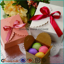 Customized Macaron Boxes Packaging Wholesale