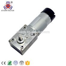 58mm 12V 24V DC high torque 6v dc gear motor for Curtain&blinds