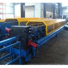 Metall-Fallrohrwalzenformmaschine