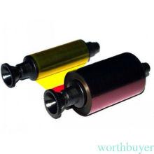 Fita de cor para Evolis R3011 YMCKO Pebble 4 Dualys 200 impressões fita da impressora
