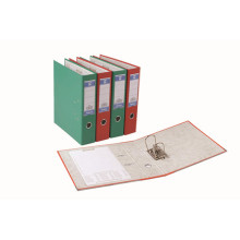 Carpeta de archivos roja Enterprise Custom 2-Ring Binder
