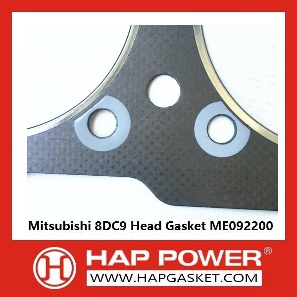 HAP-MI-C032 Mitsubishi 8DC9 Head Gasket