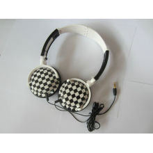 Unique Design Foldable Hi-end Headphone For Computer , Drive Unit 40 Mm