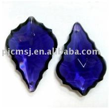 2015 venta caliente barato ornamento de cristal para la decoración, vidrio adorno de cristal
