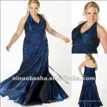 Тафта Холтер Топ Вечернее Платье 2012