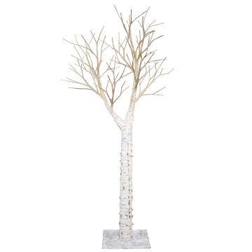 ABS Plast Artificial Brich Tree