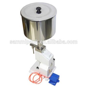 Llenadora neumática de alto volumen A02 de alta precisión 5-50ml