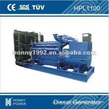 800kW diesel generator set,HPL1100, 50Hz