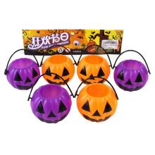 Kunststoff Halloween Süßigkeiten Eimer Kürbis Spielzeug (10263277)