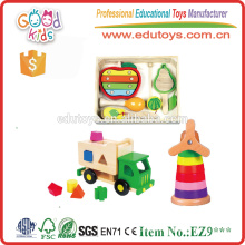 Hot Sale New and High Quality Handmade Wooden Music Toys for Baby