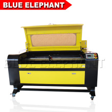 Mini machine de gravure de laser de Mdf Co2 en caoutchouc acrylique de bois de coût bas sur la promotion