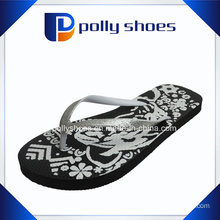 Women′s Flip-Flop Sandals Size 10 Black New
