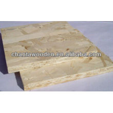 9mm OSB3 Wwith melamine wbp glue exported to Russia market