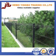 Venda quente 6X6 que reforça a cerca soldada da rede de arame / rede de arame soldada