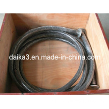 Higher Wearproof Used for Coal Mine Ceramic Flexible Hose (DK-119)