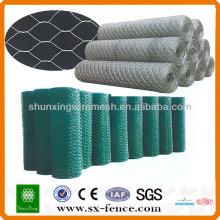 Fornecedor de malha de arame hexagonal \ rede de malha de arame hexagonal (ISO9001: 2008 fabricante profissional)