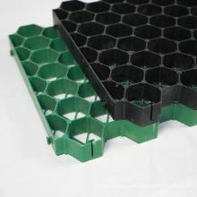 factory hdpe plastic porous grass pavers / paving grids / grass grid