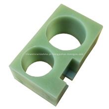 Usinagem de plástico Cnc Fibra de vidro FR4 G10