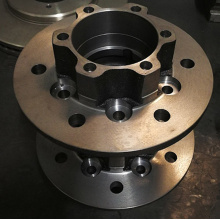 CNC Machined Automotive Wheel Hub Parts