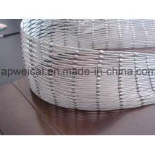 Stainless Steel Wire Rope Ferruled Mesh