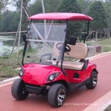 Vente chaude aller chariot / pneu de chariot de golf fabriqué en Chine