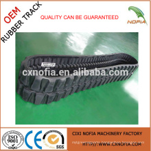 Rubber Track Assembly for Tractor