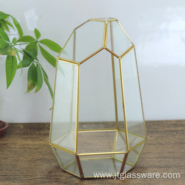 Fast Delivery for Geometric Terrarium Wholesale Martini Glass Vases Glass Flower Potcheap Vases export to Spain Suppliers