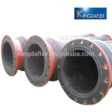 Flexible Soft Bend Corrugated Rubber Solid Sand Dredging Hose