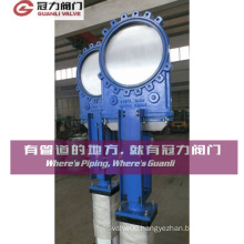 Wafer Connection Bi-Directional Knife Gate Valve